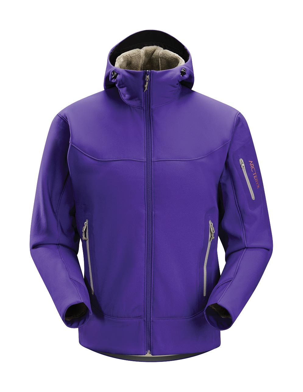 Arcteryx Squid Ink Hyllus Hoody